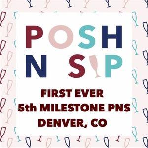 Posh N Sip Denver Colorado! Tickets available now!